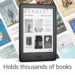 Amazon Kindle 167 PPI 2019 10 series Black