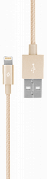 Ttec Alumi Cable for iphone Gold