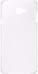 Samsung Galaxy A7 (2016) A710 Transparent Slim Cover white