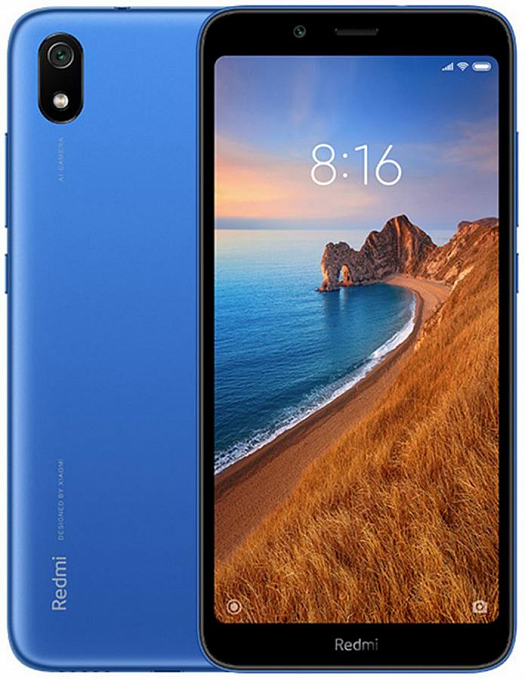 Telefon Xiaomi Redmi 7A 2GB/16GB Morning Blue - Maxi.az