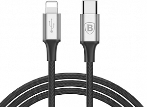 USB kabel Baseus USB Type C to Lightning 1м 2А - Maxi.az