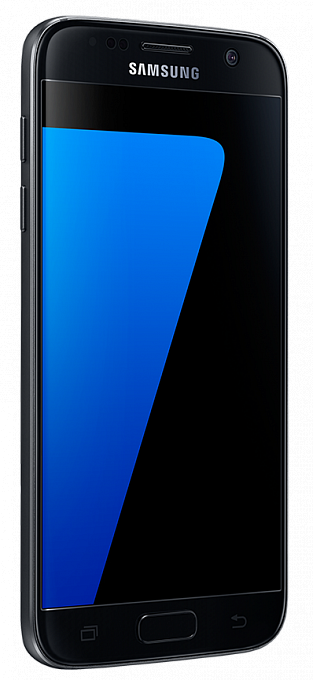Samsung Galaxy S7 Dual (Black)