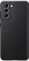 Samsung Galaxy S21 Leather Cover Black