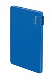 Trust PowerBank 2200T Ultra-thin - blue (20914)