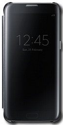 Samsung Galaxy S7 (G930) Clear View Cover (black)