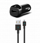 Ttec SpeedCharger USB In-Car Charger, 2.1A, Universal Black
