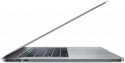"Apple MacBook Pro touch bar (2018) 15.4""/i7-8750H/16GB/256GB (MR932) Space Grey"