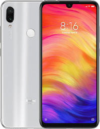 Xiaomi Redmi Note 7 4GB/64GB Moonlight White