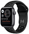 Apple Watch Nike SE 40mm Space Gray Aluminium Case with Black Nike Sport Band
