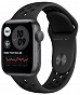 Ağıllı saat Apple Watch Nike SE 40mm Space Gray Aluminium Case with Black Nike Sport Band - Maxi.az