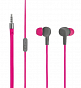 Trust URBAN Aurus Waterproof In-ear Headphones - pink (21019)