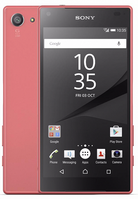 Sony Xperia Z5 Compact (Pink)