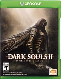 XBOX ONE - Dark Souls 2: Scholar of The First Sin