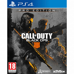 PS4  - Call of Duty: Black Ops IV (2018)