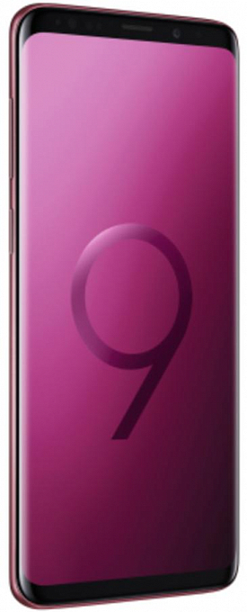 Telefon Samsung Galaxy S9 Plus G965 Dual Burgundy Red - Maxi.az