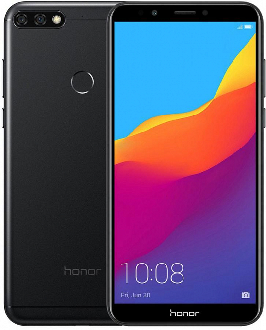 Telefon	 Honor 7C Pro 3GB/32GB Black - Maxi.az