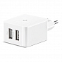 Ttec Quantum Duo USB Travel Charger, 3.4A, incl. Lightning, MFi