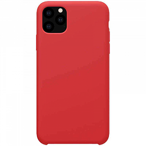 Çexol Nillkin Flex Pure Case Cover For Apple iPhone 11 Pro Red - Maxi.az