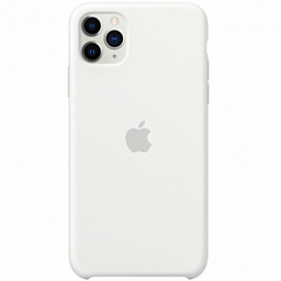 Apple Silicone Case for Iphone 11 Pro Max White