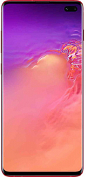 Samsung Galaxy S10 Plus SM-G975 Cardinal Red