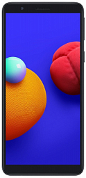 Samsung  Galaxy A01 Core 1GB/16GB Black