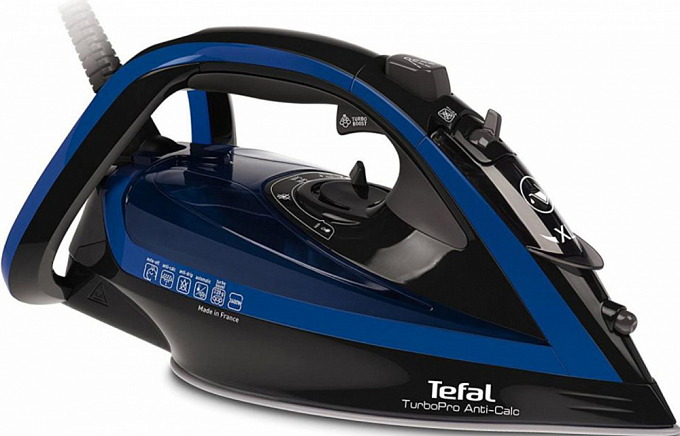 Tefal FV5648 Turbo Pro Anti-scale Steam Iron