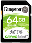 Yaddaş kartı Kingston 64GB SDXC Canvas Select 80R CL10 UHS-I - Maxi.az