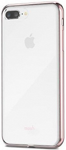 Çexol Moshi Vitros for iPhone 8 Plus/7 Plus - Pink (99MO103253) - Maxi.az