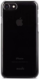 Moshi XT Black for iPhone 7 - Stealth black