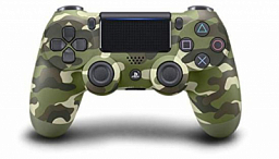 Playstation 4 Controller Army Green