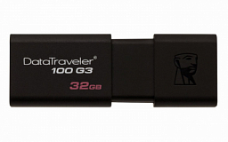 Kingston 32GB USB 3.0 DataTraveler 100 G3