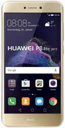 Huawei P8 Lite 2017 DS Gold_863159033666033
