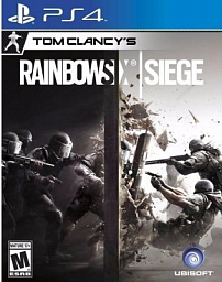PS4 - Tom Clancy's Rainbow Six: Siege