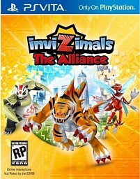 Sony PS Vita - Invizimals: The Alliance