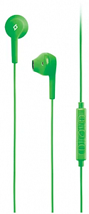 Qulaqlıq ttec RIO In-Ear Headphones with Built-in remote control green - Maxi.az