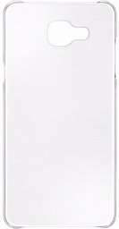 Samsung Galaxy A5 (2016) A510 Transparent Slim Cover white