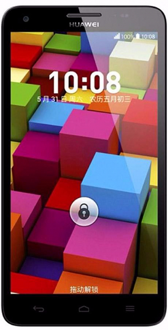 Huawei Honor 3X G750 Black