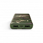 Ttec ReCharger 20.000mAh Universal Mobile Charger Green Camouflage