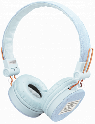 TRUST FYBER HEADPHONE LIGHTDENIM (22644)