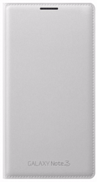 Samsung Galaxy Note 3 (N9000) Flip Wallet (white)