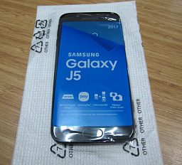 Samsung Galaxy J5 2017 (J530) DS LTE Black_(O)