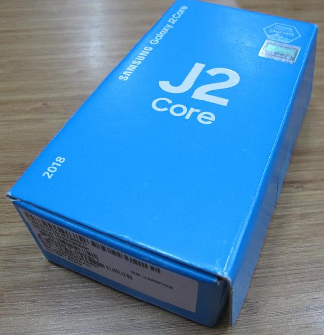 Телефон Samsung J260 Galaxy J2 Core Dual LTE Black_O (6)