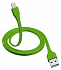 Trust URBAN Flat Lightning Cable - 1m - lime