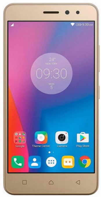 Lenovo K6 K33 DS Gold