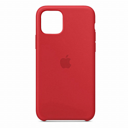 Apple Silicone Case for iPhone 11 Pro Max Bordeux