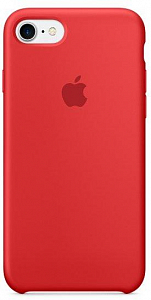 Çexol Apple Silicone Case for Iphone 7 Red - Maxi.az