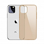 Baseus Silicone Case for Iphone 11 Pro Max Gold