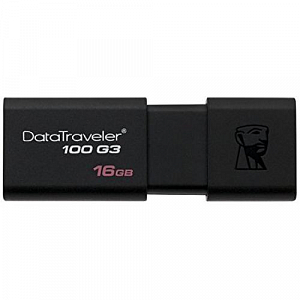 USB-Fləş Kingston 16GB USB 3.0 DataTraveler 100 G3 - Maxi.az