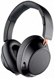 Bluetooth-Qulaqlıq Plantronics BackBeat GO 810 Graphite Black (211820-99) - Maxi.az