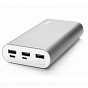 Ttec AlumiSlim S Universal Mobile Charger 20.000 mAh - Silver